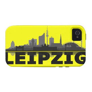 Leipzig City Skyline iPhone4 Hülle iPhone 4 Case