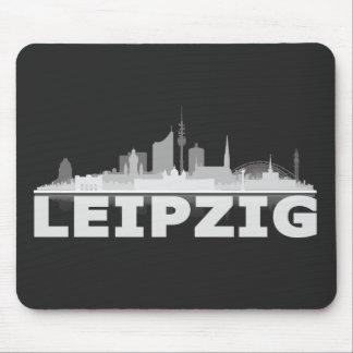 Leipzig City Skyline Mousepad