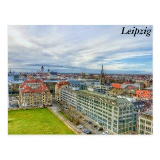 Leipzig, Deutschland Postkarten