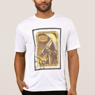Leistung Mikro-Faser Astronomie-T - Shirt