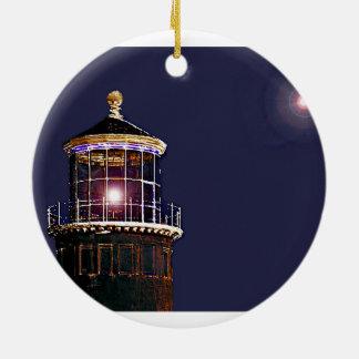 Leitendes Licht Keramik Ornament