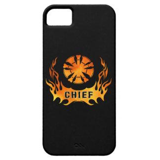 Leiter-Flammen iPhone 5 Schutzhülle