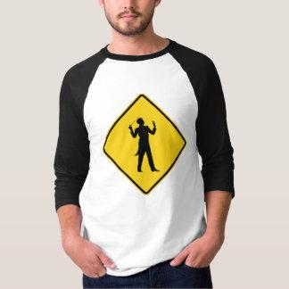 Leiter-Überfahrt T-Shirt