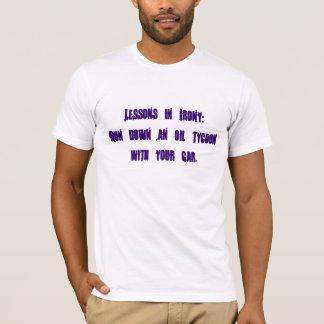 Lektionen in Ironie 1 T-Shirt