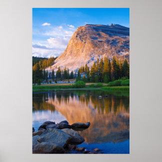 Lembert Haube landschaftlich, Kalifornien Poster
