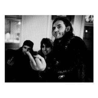 Lemmy Postkarte
