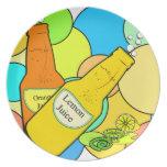Lemon juice teller