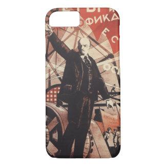 Lenin iPhone 8/7 Hülle