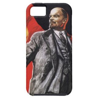 Lenin - russischer Kommunist iPhone 5 Schutzhüllen