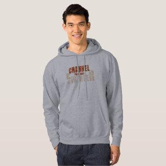 Lenken Sie dieses innere Kämpfer-Hauben-Sweatshirt Hoodie