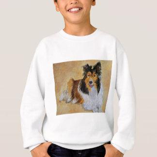 Lennie das Sheltie Sweatshirt
