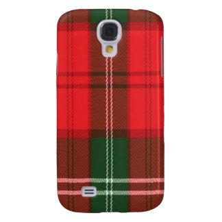 Lennox schottischer Tartan Samsung rufen Fall an