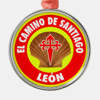 León Silbernes Ornament