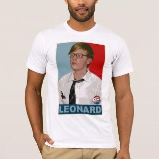 Leonard-Kampagnen-Shirt T-Shirt