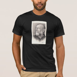 Leonard Susskind - auf dem Krieg der schwarzen T-Shirt