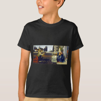 Leonardo da Vinci Annunciazione T-Shirt