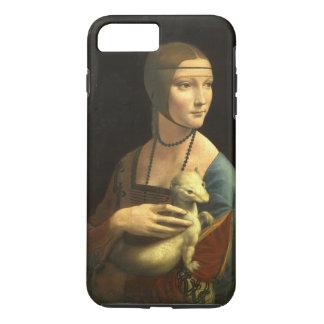 Leonardo da Vinci Dame With An Ermine Vintage iPhone 7 Plus Hülle