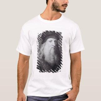 Leonardo da Vinci, graviert durch RAPHAEL T-Shirt