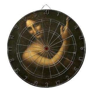 Leonardo da Vinci - Heilig-Johannes- der Dartscheibe