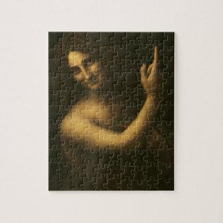 Leonardo da Vinci - Heilig-Johannes- der Puzzle