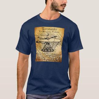 Leonardo da Vinci-Hubschrauber T-Shirt