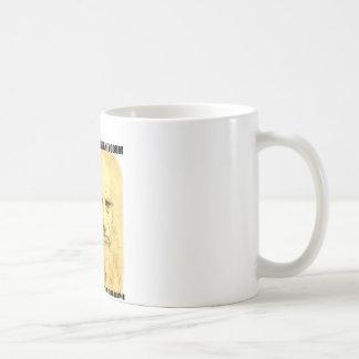 Leonardo da Vinci Kaffeetasse