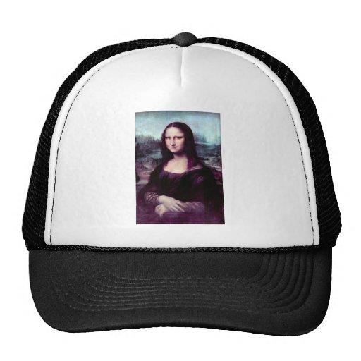 Leonardo da Vinci - Mona Lisa Retromütze