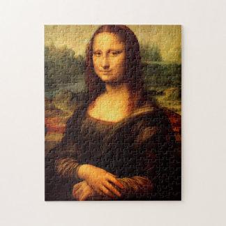 LEONARDO DA VINCI - Mona Lisa, La Gioconda 1503 Puzzle