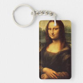 LEONARDO DA VINCI - Mona Lisa, La Gioconda 1503 Schlüsselanhänger