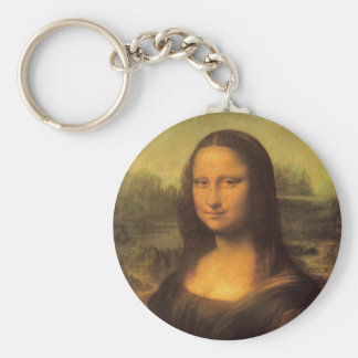 Leonardo Da Vinci Mona Lisa Schlüsselanhänger