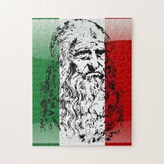 Leonardo da Vinci Puzzle