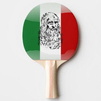 Leonardo da Vinci Tischtennis Schläger
