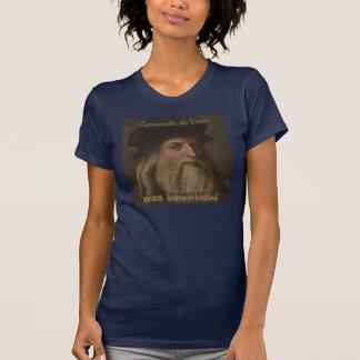 Leonardo da Vinci war Homeschooled T-Shirt