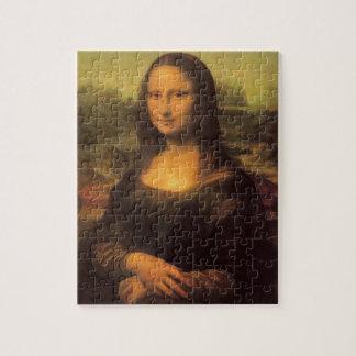 Leonardo da Vincis Mona Lisa Puzzle