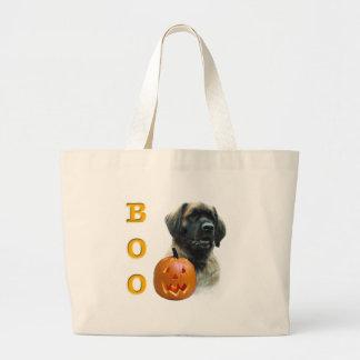 Leonberger Boo Jumbo Stoffbeutel