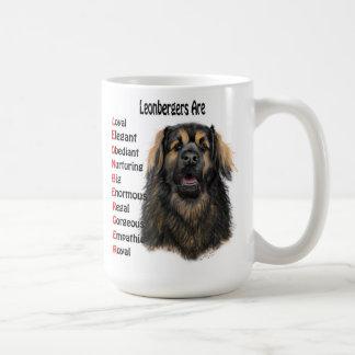Leonberger Kaffee-Tasse Tasse