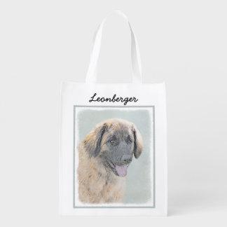 Leonberger Wiederverwendbare Einkaufstasche