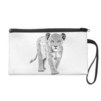 Leopard Bagettes Tasche