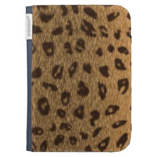 Leopard beschmutzt Imitat-Pelz-große Katze