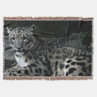 Leopard-Bild-Decke Decke
