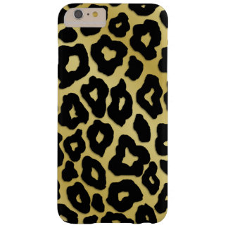 Leopard des Mod-3D Barely There iPhone 6 Plus Hülle