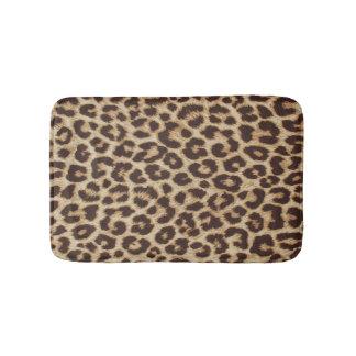 Leopard-Druck-Bad-Matte Badematte