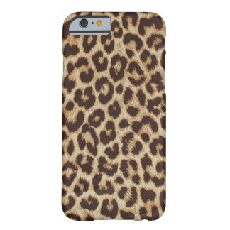 Leopard-Druck-Case-Mate kaum dort iPhone 6 Fall Barely There iPhone 6 Hülle