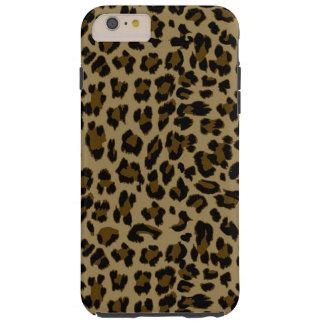 Leopard-Druck-Case-Mate starke iPhone 6 Plusfall Tough iPhone 6 Plus Hülle