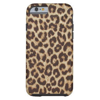 Leopard-Druck-Case-Mate starker iPhone 6 Fall Tough iPhone 6 Hülle