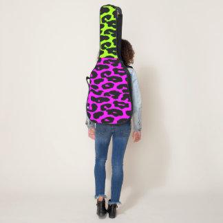 Leopard-Druck-Gitarren-Tasche Gitarrentasche