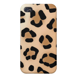 Leopard-Druck iPhone 4 Fall iPhone 4/4S Cover