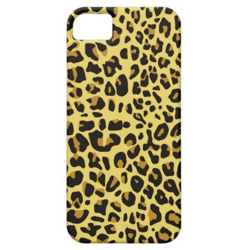 Leopard-Druck iPhone 5 Fall iPhone 5 Hüllen