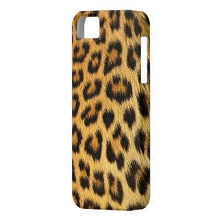Leopard-Druck iPhone 5 Fall iPhone 5 Etuis