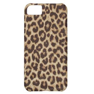 Leopard-Druck iPhone 5C Fall Hüllen Für iPhone 5C
